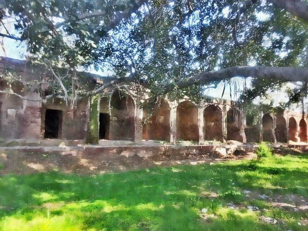 Akbari Serai<br> Deciphering a Caravanserai