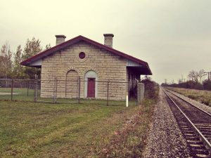 Lost Railways of The Grand Trunk & Town of St Mary's